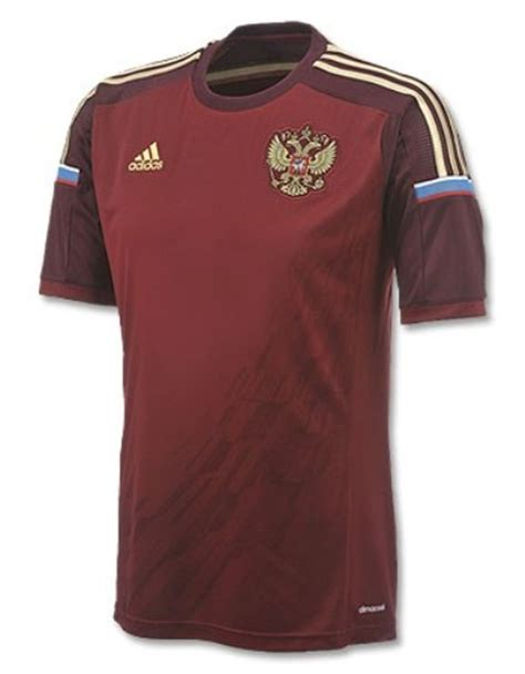 jersey world cup rusia new russia world cup 2014 home shirt adidas russia home