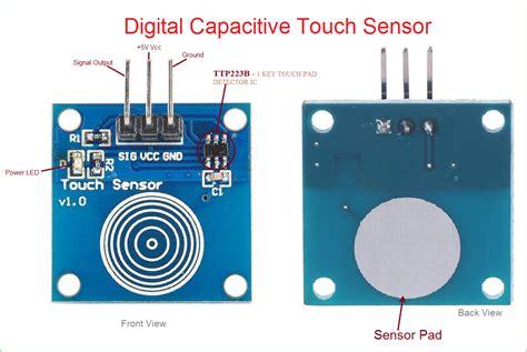 providing an edge in capacitive sensor applications digital capacitive touch sensor arduino interface
