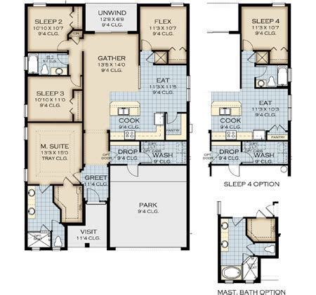walton house floor plan summerbrooke in mount dora