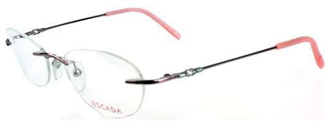 buy escada rimless designer brand eyeglasses sunglasses