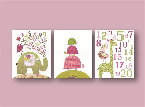 Baby Girl Room Decor Nursery Wall Art Kids Wall By Etsy Nursery Decor