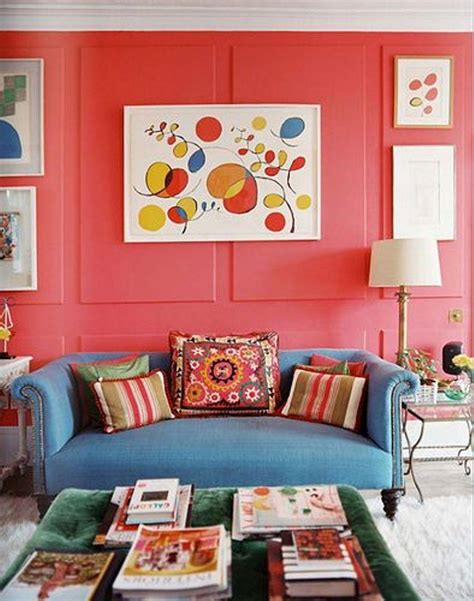 funky living room wallpaper 30 extremely charming pink living room design ideas rilane