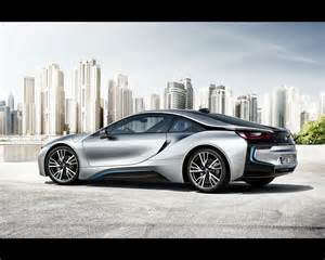 bmw i8 in hybrid sports car 2013
