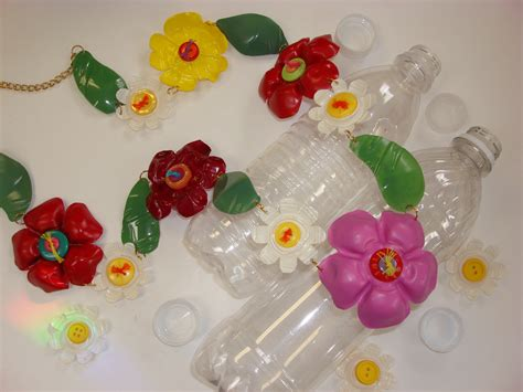 recycled water bottle crafts for plastic bottle crafts waterbottle jewelry 1024x768 water