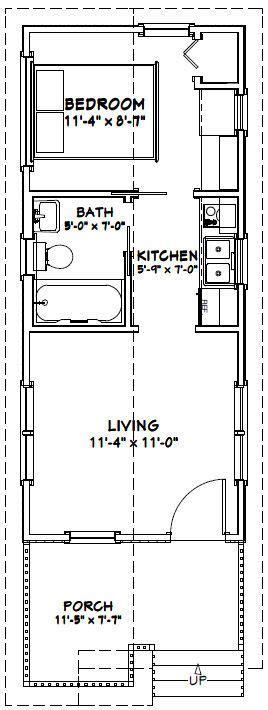 1 room cabin plans 28 12x28 1 bedroom house 12x28h1 336 sq ft excellent floor plans tiny house floorplans
