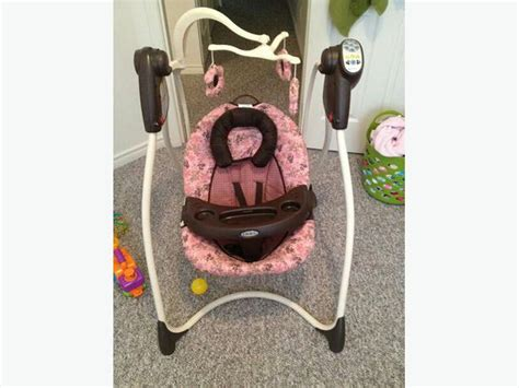 brown baby swing graco baby swing victoria city victoria