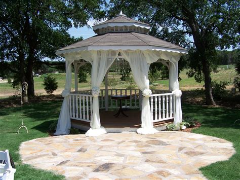 gazebo decorations wedding gazebo decorations inspired gazebo for small