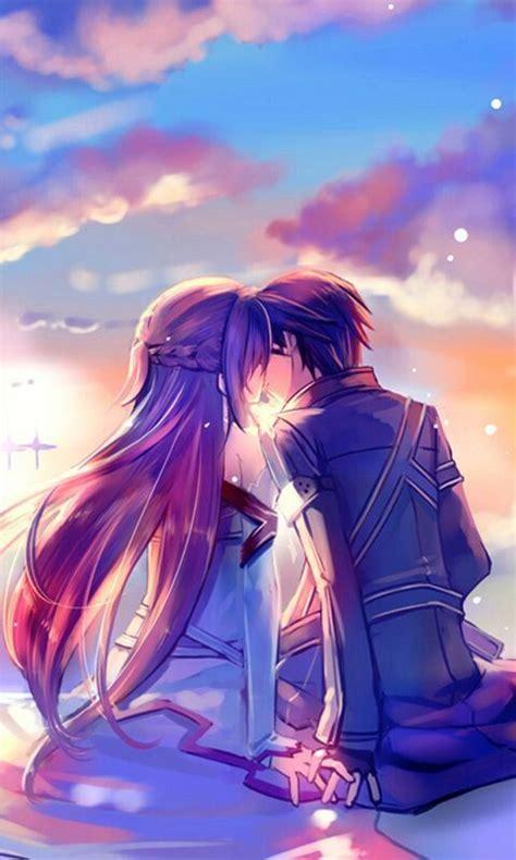 art sword art and kiss on pinterest