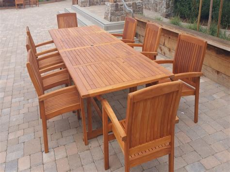 Teak Patio Outdoor Furniture Teak Furniture Cal Preserving