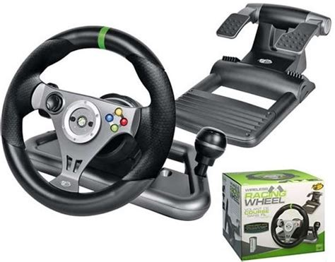 volante xbox volant madcatz xbox 360 wireless racing wheel