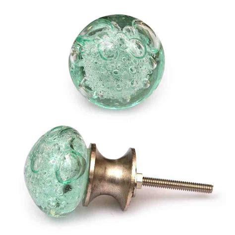 green glass cabinet knobs home furniture design