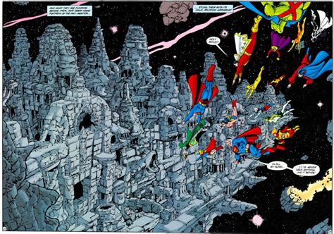 crisis on infinite earths review crisis on infinite earths comics authority
