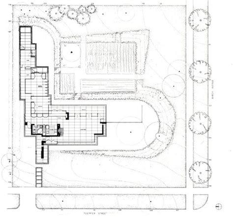 frank lloyd wright usonian floor plans landscape plan 1 house 441 toepfer ave wi 1937 usonian frank lloyd