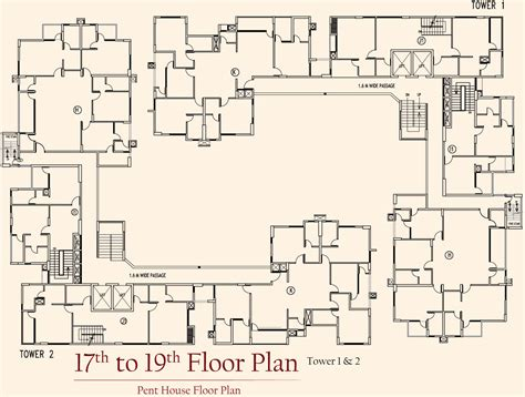 orchestra floor plan orchestra floor plan orchestra floor plan 2073 sq ft 3 bhk 3t apartment for