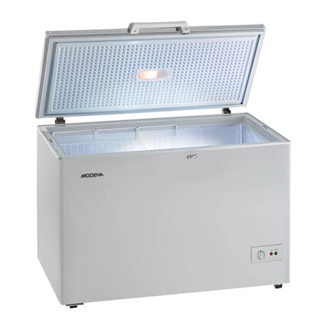 jual modena chest freezer md 30 jd id