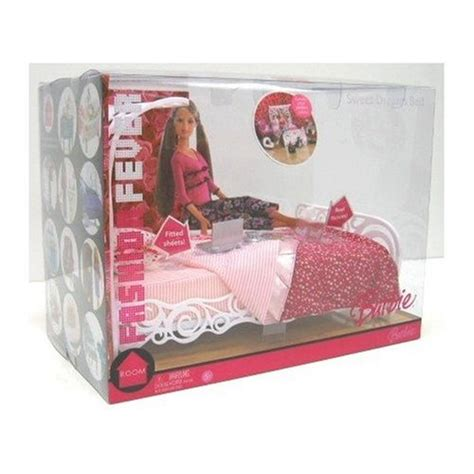 barbie doll beds doll house review barbie fashion fever sweet dreams bed
