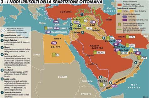 impero ottomano 1914 alleanze variabili svolte epocali doppi binari e la