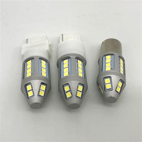 12v 3030 30smd 800lm t20 7440 car turning light bulb