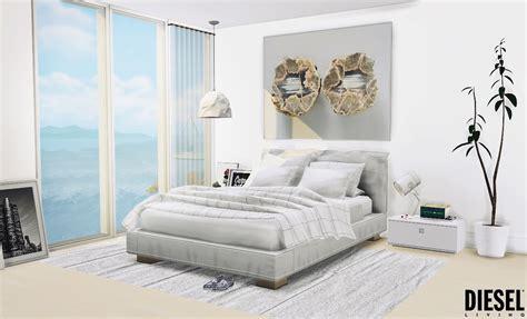 sims  blog diesel bedroom set  mxims