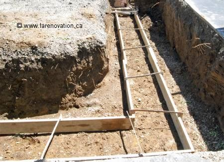 Comment Faire Des Fondations 4768 by Comment Faire Des Fondations Cheap Fondations Maison Pour