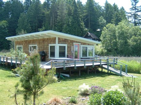San Juan Islands Cabins by Cabin In Island San Juan Islands United States Self Catering