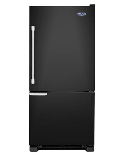Single Door Refrigerator With Bottom Drawer Freezer by Maytag Mbf1953dee 19 Cu Ft Single Door Bottom