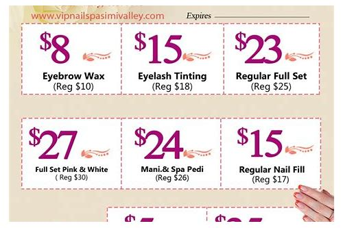 nail salons in maricopa az coupons