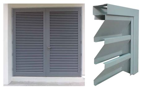 Volet Aluminium 987 by Products