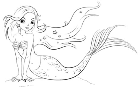 underwater mermaid coloring pages coloriage sir 232 ne coloriages 224 imprimer gratuits