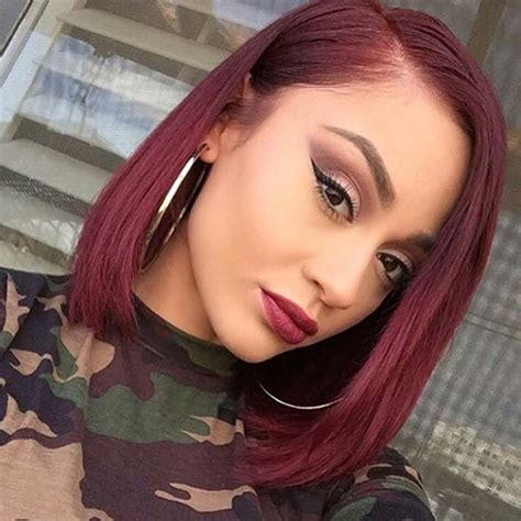 hairstyle hairstyles for overweight women hairstyles for top 15 african american bob haircuts black women bob