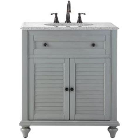home decorators collection hamilton 49 in vanity in grey home decorators collection hamilton 31 in vanity in grey