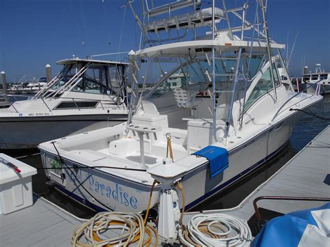 fishing boats for sale ocean city md 2007 used luhrs 32 open sports fishing boat for sale