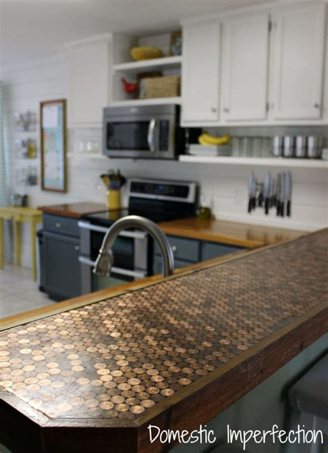 Budget Kitchen Countertops by Farmhouse Kitchen On A Budget The Reveal Domestic
