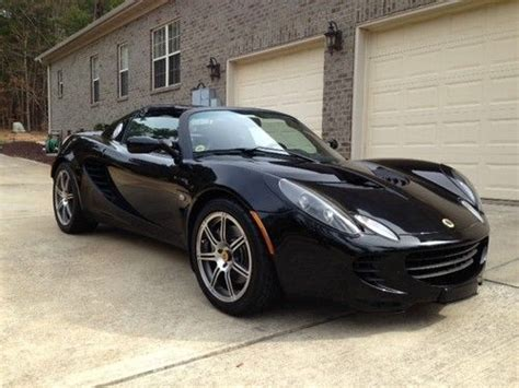 transmission control 2006 lotus elise regenerative braking sell used 2006 sb lotus elise sport touring pkg traction control new tires loaded in