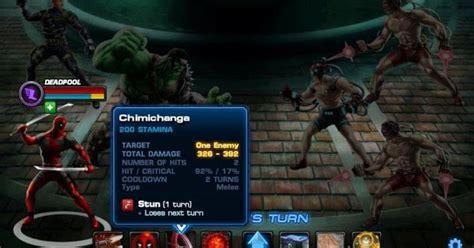 maximum sumii deadpool  marvel avengers alliance