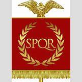 Spqr Eagle Standard | 245 x 343 png 67kB