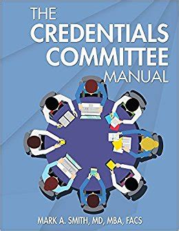 Uci Mba 200 Course Reader Pdf by The Credentials Committee Manual Original Pdf All Ebook