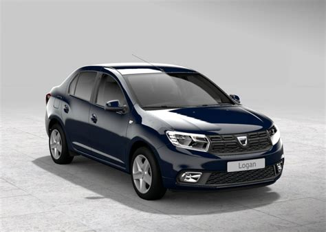 renault logan 2017 dacia logan 2017 couleurs colors