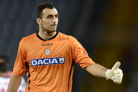 portiere titolare udinese brkic ipotesi bologna mondo udinese