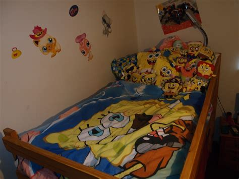 spongebob bed spongebob bed spongebob squarepants fan art 34190567