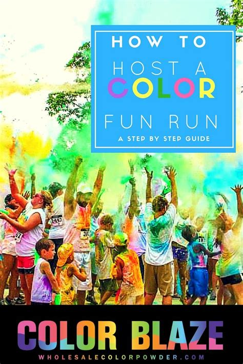 color run ideas 25 best ideas about color run powder on color