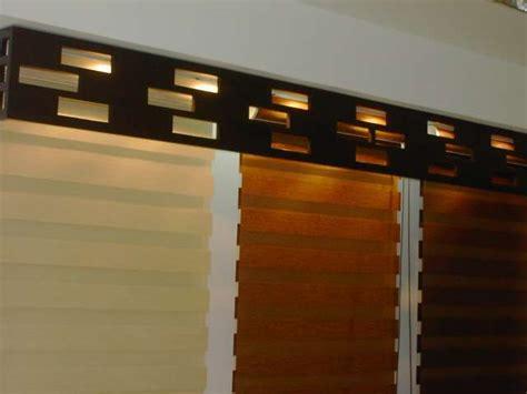 cenefas de madera cenefas de madera en guayaquil cortinas contreras