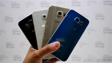 Samsung S6 End Colour Custom samsung galaxy s6 color comparison