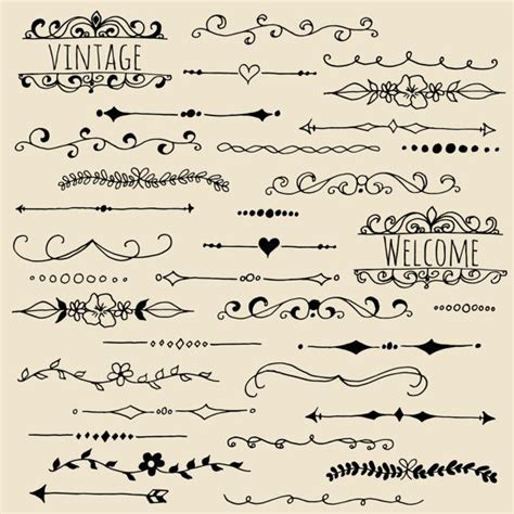 design journal text clip art chalkboard text dividers plus photoshop