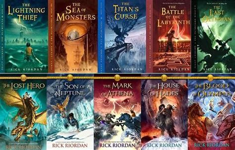 The Curse Cover 8 Th Anniversary Percy Jackson the olympians and heroes of olympus