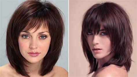imagen de corte de pelo para mujeres cortes de pelo para mujer rostro redondo peinados