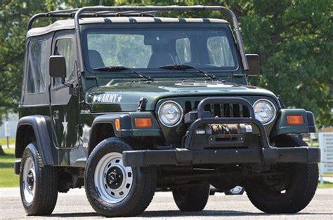 1998 Jeep Wrangler Se Purchase Used 1998 Jeep Wrangler Se 4x4 Cd Winch 1 Owner