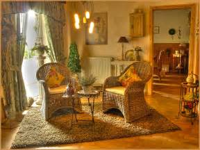 Cottage Style Homes Interior cottage style interiors wicker furniture