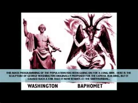 freemasons and illuminati proof illuminati freemasons worship baphomet satan