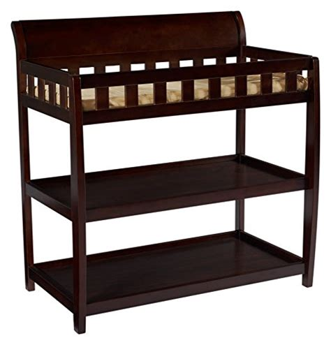Chocolate Changing Table Delta Children Bentley Changing Table Chocolate My Home